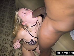 diminutive hotty inhales and boinks a ample dark-hued penis