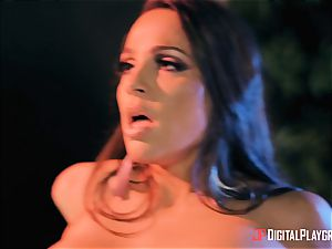Abigail Mac takes on the monster spunk-pump of Danny D