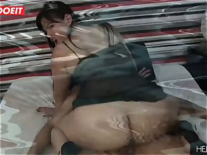 LETSDOEIT - curvaceous Latina pummeled hard By Her enjoy