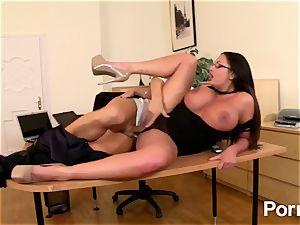 Emma & The secretary