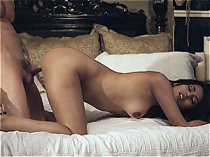 Latina nubile Sophia Leone pulverized like a super-bitch