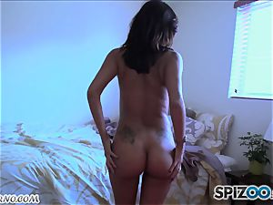 pov Swinger hookup with youthful pals from college