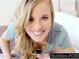 Nubiles-Porn Jillian Janson Makes Him jizz inside