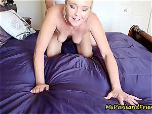 lecturer Paris instructs the virgin Part 2