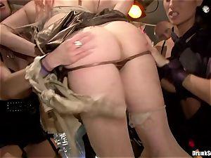 Carla Cox, Tarra milky and Nessa devil sex bang-out stiff