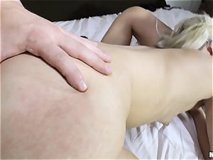 labia eating surprise with Valentina Nappi and Elsa Jean