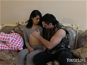 TOUGHLOVEX Gina Valentina penalized for being a bad girl