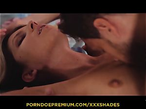 xxx SHADES - gonzo bang-out for blondie nubile Gina Gerson