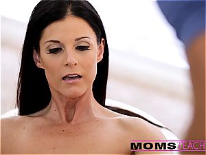 cumswap with Janice and mommy India