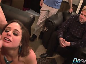 wife Cathy Heaven Is sodomized by a Stranger and Her spouse Just luvs It