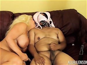 Alura Jenson gets a bit insatiable and embarks to smack