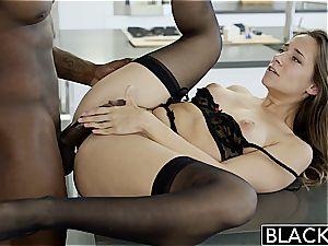 BLACKED My gfs warm sister Cassidy Klein likes bbc