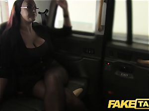 faux taxi assistant doll with phat hooters and raw cunny