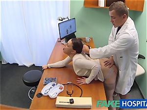 FakeHospital medic gets sumptuous patients snatch raw