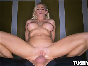 TUSHYRAW Jessa Rhodes Most powerful anal invasion Ever