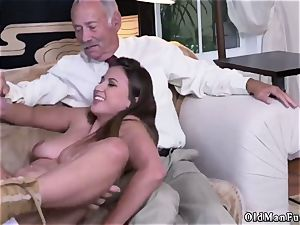 elderly girl yam-sized jugs Ivy amazes with her massive tits and arse