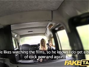 fake taxi sloppy chisel loving towheaded with excellent hooters