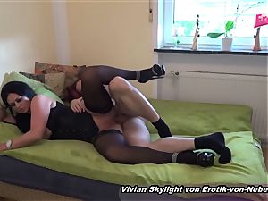 Erwischt my german mom wank and want to ravage