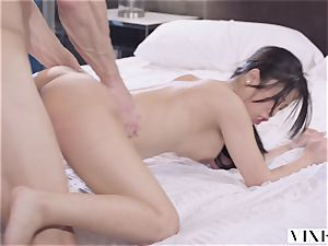 VIXEN youthfull japanese college girl Has sultry romp With Neighbor