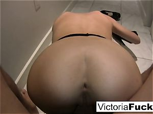 Victoria white gets down and filthy