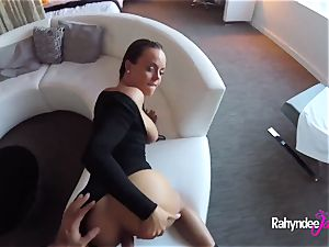Rahyndee James swanky motel ravaging pov