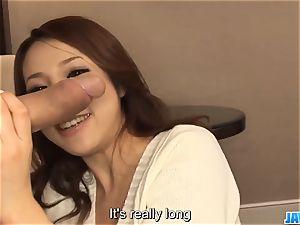 Subtitles - chinese girl Kanako Tsuchiyo gargles the dic