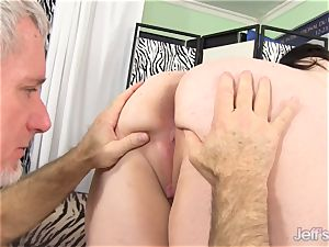 giant breasted bbw Holly Jayde fucked supreme