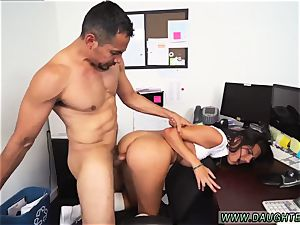 xxx toon lovemaking family stud and red-hot black-haired nubile rides pipe Bring Your duddy s daughter-in-law