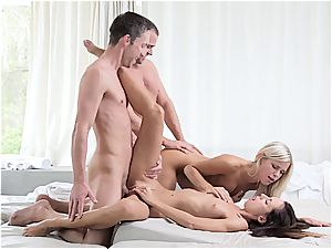 frantically hot group romp compilation